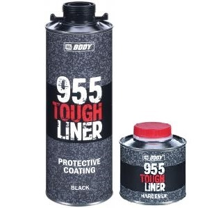 955 tough liner black png 2